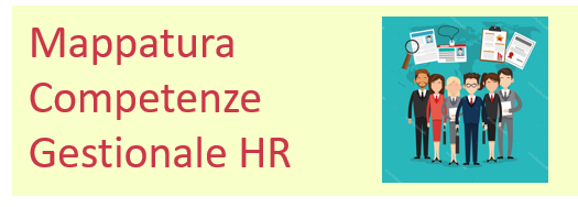 Mappatura Competenze Gestione HR