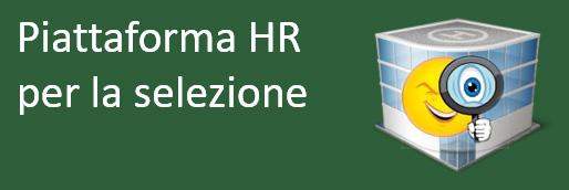 Piattaforma HR per la selezione